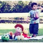 Fotografia Infantil Gabriel 29/10/2010