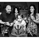 Decoração festa infantil | Quintal Aventura | Henrique
