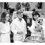 Batizado na Igreja | Irmãs Clarissas | Felipe
