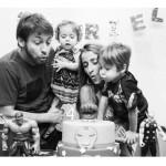 Fotografia infantil – 4 Anos Biel