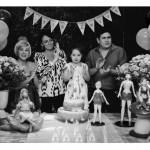 A super festa de aniversário de 5 anos Malu