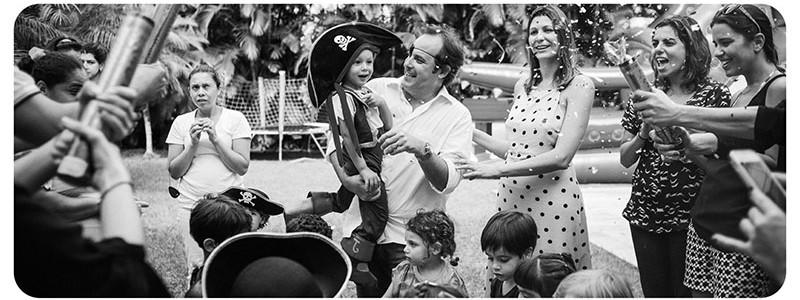 Foto Festa Infantil RJ | 3 anos João