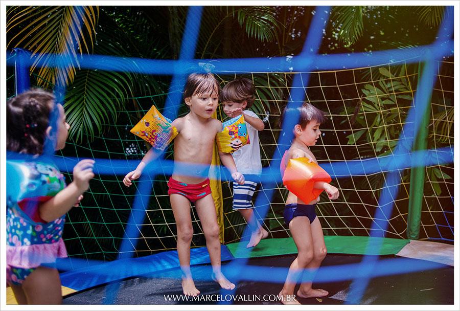 Marcelo Vallin | Comemoração festa 3 anos João | Fotografia Infantil RJ | Escola Carolina Patrício | São Conrado