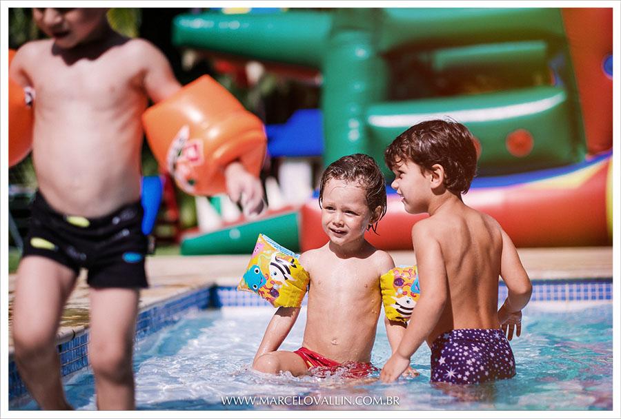 Foto Festa Infantil RJ | Marcelo Vallin | Comemoração festa 3 anos João | Fotografia Infantil RJ | Escola Carolina Patrício | São Conrado