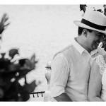 Cerimônia de casamento – Aline e Helessandro