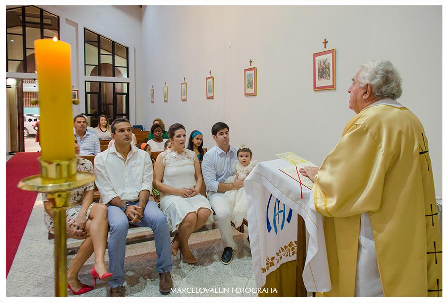 Fotografia de Batizado | Igreja Nossa Senhora de Fátima | Maria